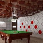 interior design snooker